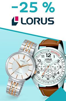 Lorus 25 % sleva