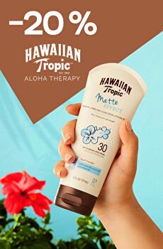 Hawaiian Tropic sleva 20 %