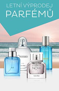 Letní výprodej parfémů