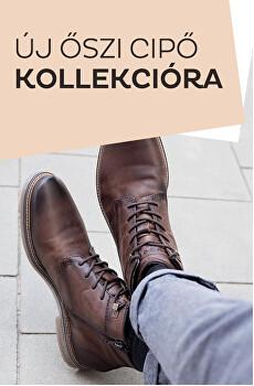 Novinky pánské obuv