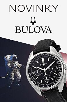 Nově v nabídce hodinky Bulova