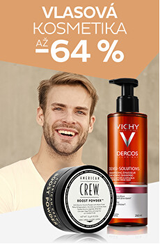 Vlasová kosmetika se slevou až 64%