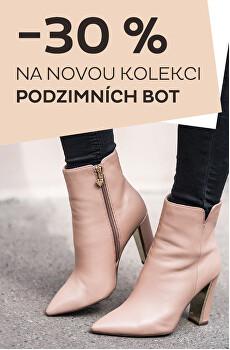 Novinky dámská obuv