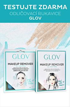 Odličovací rukavice GLOV - testování