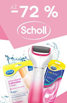 Kosmetika Scholl se slevou až 72%