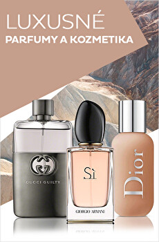 Luxusné parfumy a kozmetika