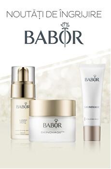 Novinka - kosmetika Babor
