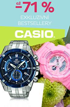 Bestsellery Casio za exkluzivní ceny