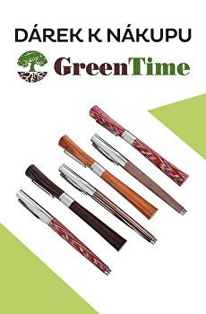 Dárek ke šperkům Green Time