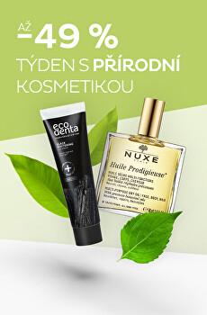 Týden s přírodní kosmetikou sleva až 49%