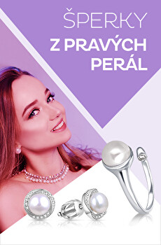 Šperky z pravých perel