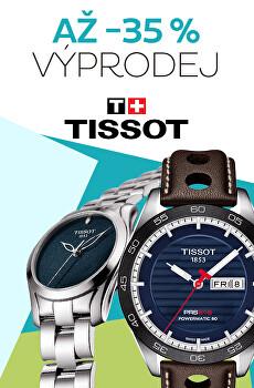 Výprodej Tissot až 35 %