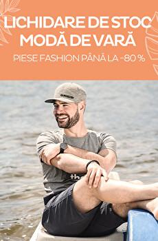 Piese fashion până la -80 %