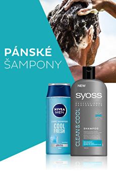 Pánské šampony