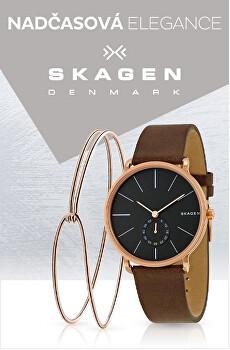 Luxusní hodinky a šperky Skagen