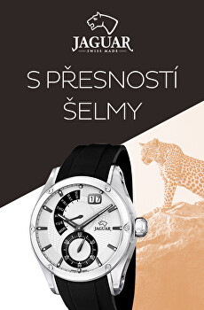 Švýcarské hodinky Jaguar