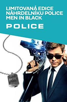 Náhrdelník Police Men in Black