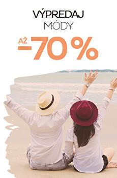 Výpredaj módy až - 70 %