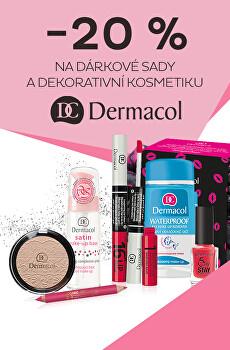 20 % sleva na Dermacol dárkové sady a dekorativní kosmetika