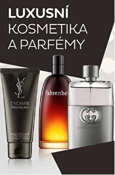 Luxusní parfémy a kosmetika za SKVĚLÉ ceny