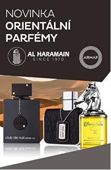 Orientální parfémy - novinky