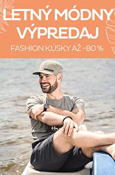 Výpredaj módy až -80 %