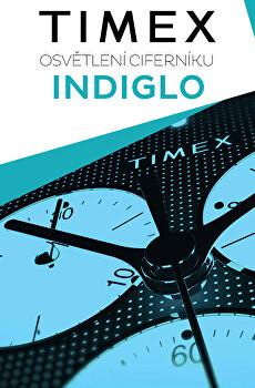 Timex s osvětlením Indiglo