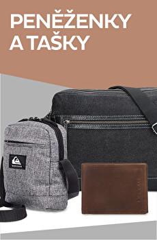 Peněženky a tašky