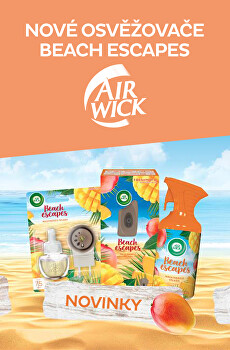 Novinky Air Wick