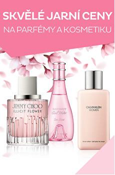Jarní výprodej parfémů a kosmetiky