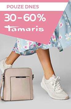 Pouze dnes 30-60 % Tamaris