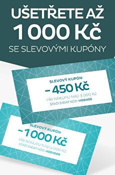 Ušetřete až 1000 Kč se slevovými kupóny