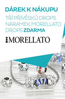 Dárek k přívěskům Drops Morellato
