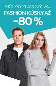 Fashion kúsky až - 80 %