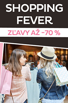 Shopping fever až -70 %