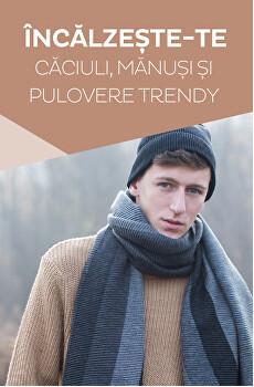 Zimní fashion kousky