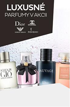 Luxusné parfumy v akcii