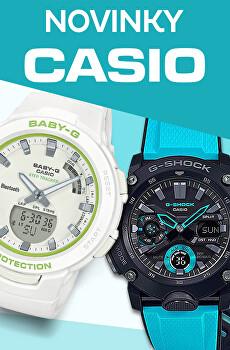 Novinky Casio