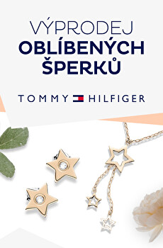 Výprodej dámských šperků Tommy Hilfiger