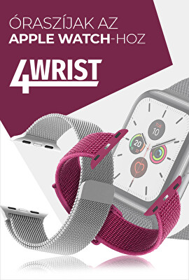 Óraszíjak az Apple Watch 4wrist