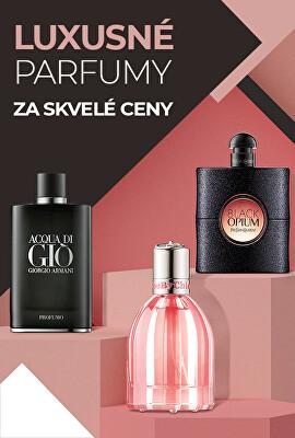 Luxusné parfumy za skvelé ceny