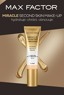 Pečující make-up Miracle Touch