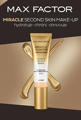 Pečující make-up Miracle Touch