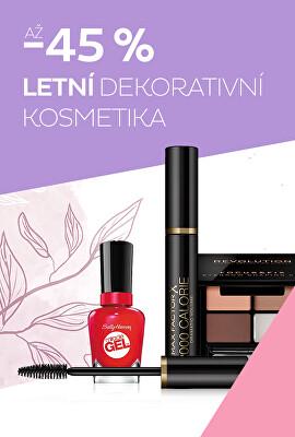 Letní dekorativní kosmetika se slevou až 45 %