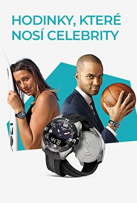 Hodinky, které nosí celebrity