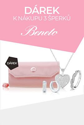 Šperkovnice jako dárek k nákupu šperků Beneto