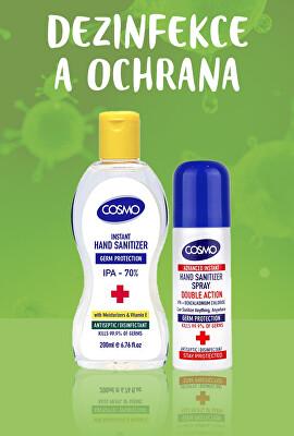 Dezinfekce a ochrana