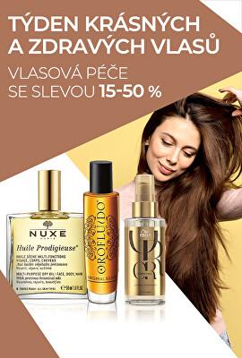 Týden s vlasovou kosmetikou 15-50%
