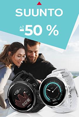 Suunto hodinky až -50 %