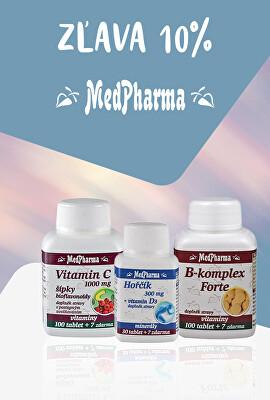 MedPharma zľava 10 %